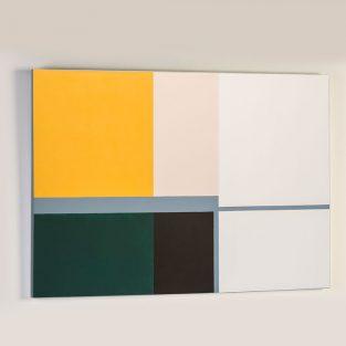 Lienzo Composición Multicolor 150 x 100 cm.