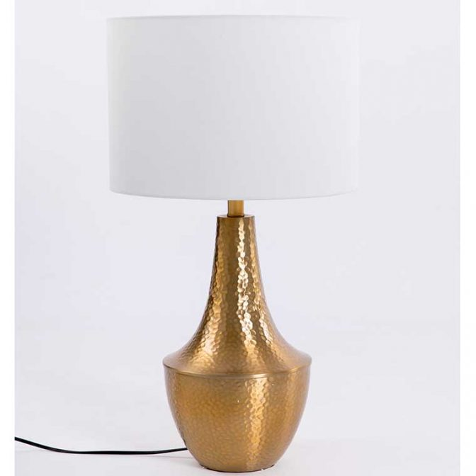 Lámpara de Mesa Oval